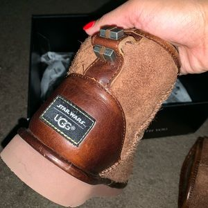 *authentic* Chewbacca UGG Boots!!
